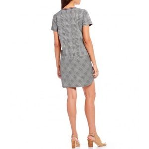 Gibson Latimer Dresses - NWT Gibson Latimer Plaid Shift Dress